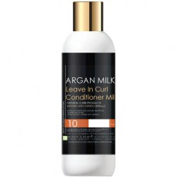 Argan Leave In Curl Moisture Milk