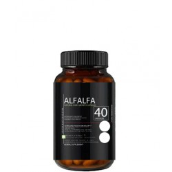 Alfalfa Natural Hair Growth Capsules