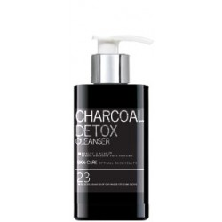 Charcoal Acne Detox Face Wash