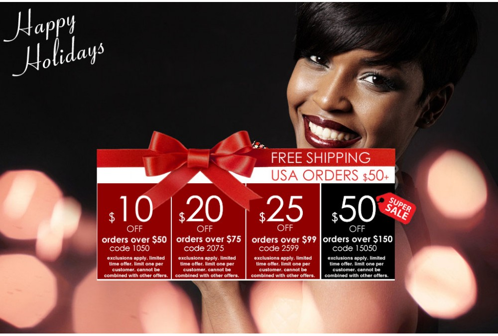 Beauty 4 Ashes Holiday Black Friday and Cyber Monday Deals
