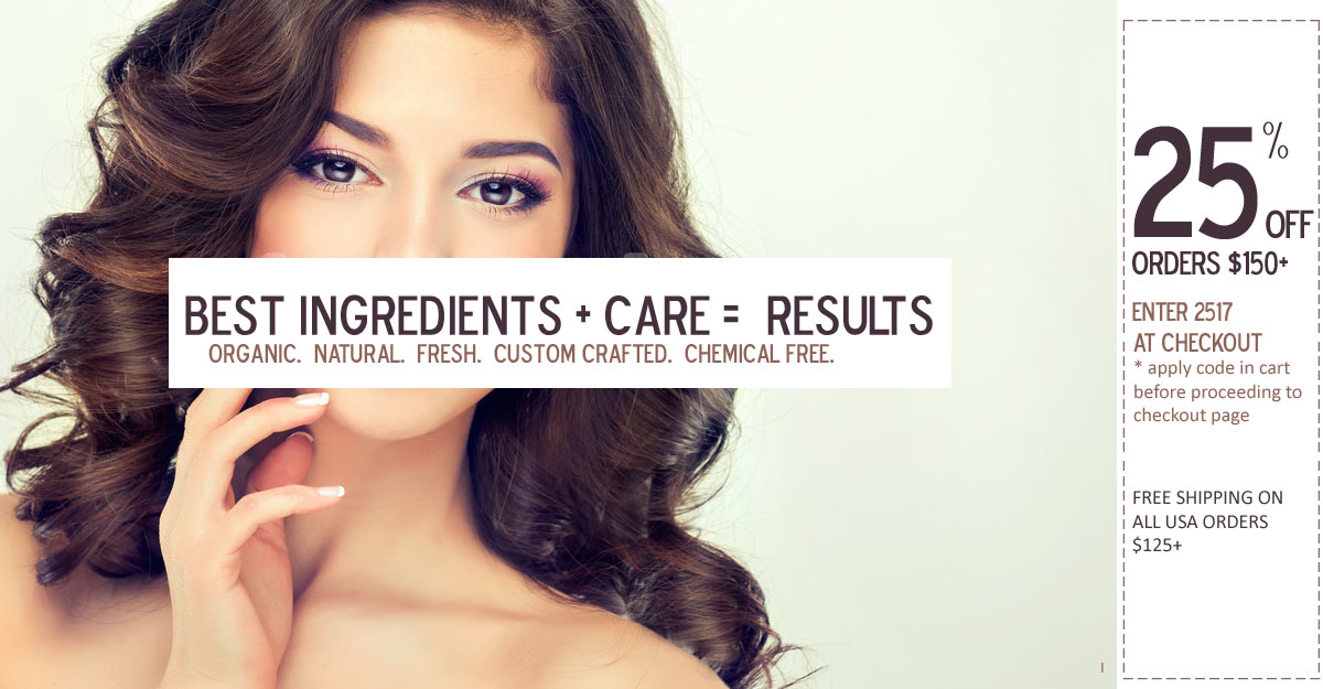 Beauty 4 Ashes - Completely Natural Skin and Hair Care