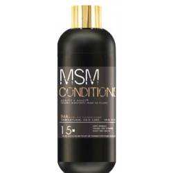 MSM Hair Growth Conditioner