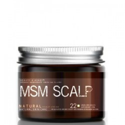 MSM Hair Growth Vitality Cream