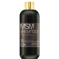 MSM Hair Growth Vitality Shampoo