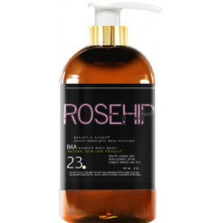 Rosehip Stretch Mark Body Wash