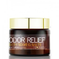 Saxrol™ Odor Relief Bath Salts