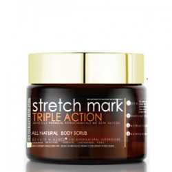 Triple Action Stretch Mark Body Scrub