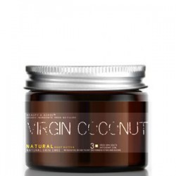 Virgin Coconut Eczema Body Butter