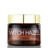 Witch Hazel Sensitive Skin Scrub